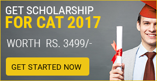 Scholarship for CAT 2016