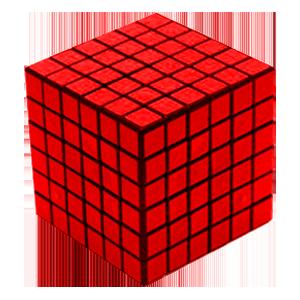 Cube Faces Painted Formula